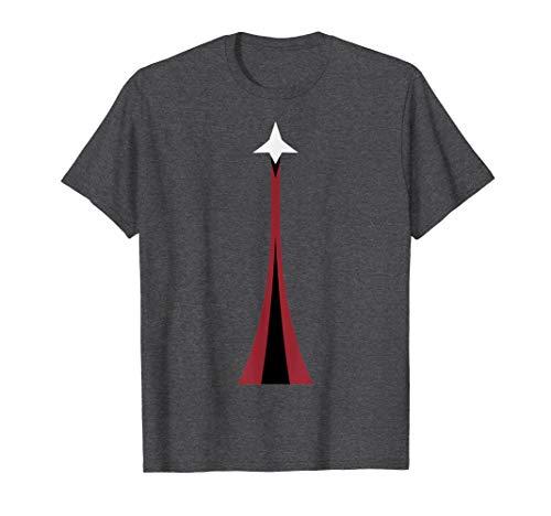 Netflix Space Force Rocket Launch T-Shirt