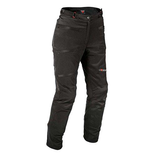 Dainese 2674552_001 Sherman Pro Lady D-Dry Pants Pantalones Moto para Mujer, Negro, 48 EU