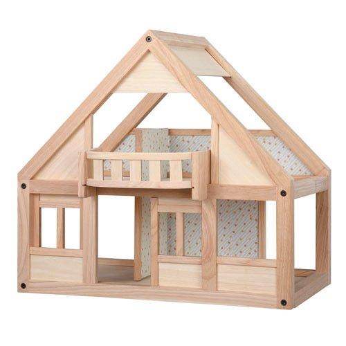 PLAN TOYS 7110  - Mein erstes Puppenhaus