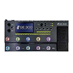 108 high-quality Preamp models,164 high-quality effects,43 IR-based factory speaker cab models SYNTH ENGINE Tri-voice polyphonic synthesizer module TONE CAPTURE for sampling the tonal characteristics of a guitar, amplifier, stomp box, or cabinet to c...