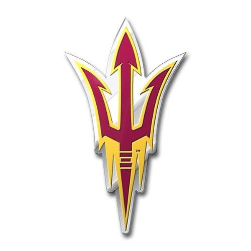 Team ProMark NCAA Arizona State Sun Devils Die Cut Color Auto Emblem