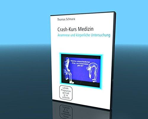 Crash-Kurs Medizin 17 - Anamnese und körperliche Untersuchung [2 DVDs]