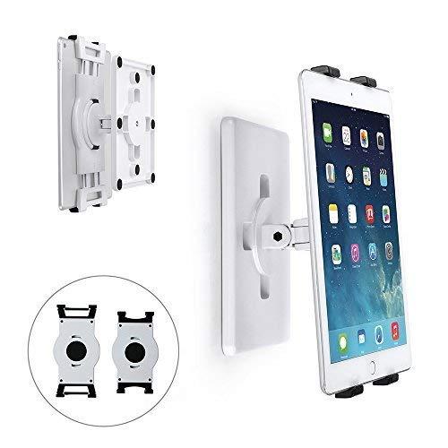 AboveTEK Universal Magnetic Tablet Mount, Swivel iPad Stand, 360