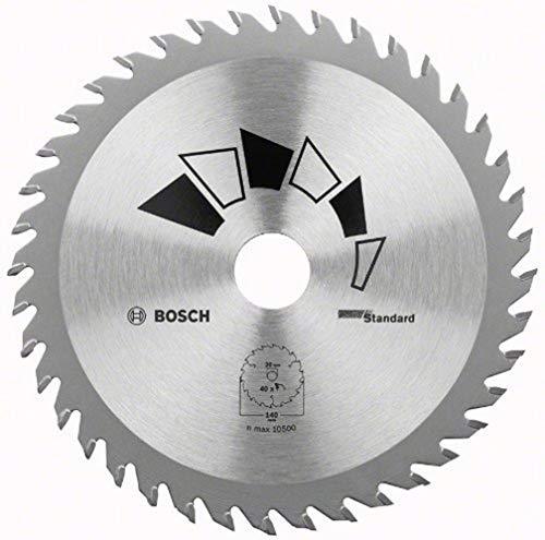 Bosch 2 609 256 819 - Hoja de sierra circular STANDARD