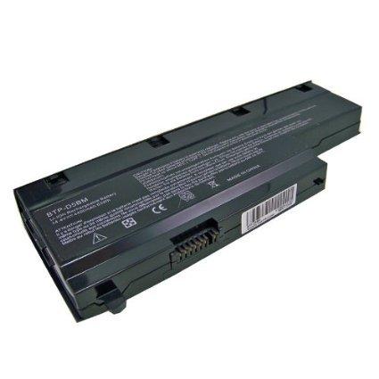 PowerWings 4400mAh 8CELL BTP-D5BM batterie d'ordinateur portable pour Medion Akoya P7612 P7615 P7611 P7810 E7211 E7212 E7214
