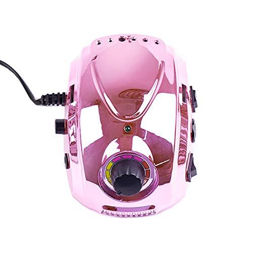 GYYY UV-Lampe für Nägel Professionelle elektrische Nagelbohrer Maniküre Set 65W 35000RPM Nail Art Equiment Nagel Bohrer Pediküre Nagelei Poliergerät LED-Lampe für Gelnägel