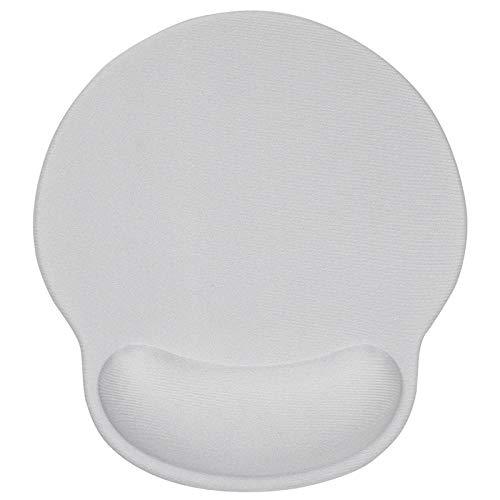 Comfort polsgelsteunondersteuningsmat, siliconen pols muismat toetsenbordsteun, mannelijke en vrouwelijke muis polssteun 77, zachte polssteunsteun