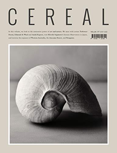 Cereal Magazine Volume 20 ( Autumn / winter 2020 - 2021 )