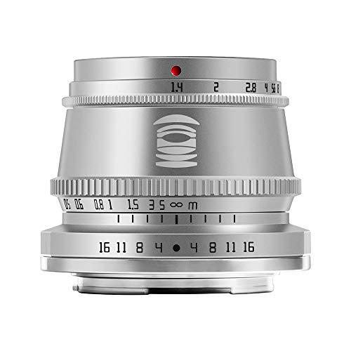 【2年保証付】TTArtisan 35mm F1.4 APS-C 手動焦点固定レンズ M4/3マウント用 Panasonic Olympus カメラ 対応 EPM1 EPM2 EPL1 EPL2 EPL3 EPL5 EPL6 EPL7 EPL8 EPL9 E-P1 E-P2 E-P3 E-P5 E-P6 E-M1 E-M5 E-M10 E-M10II E-M10IIII PEN-F G1 G2 G3 G5 G6 G7 G85 GF1 GF2 GF3 GF5 GF6 GF7 GF8 GF9 GX1 GX7 GX8 GX9 GM1 GM5 GM10 GH1 GH2 GH3 GH4 GH5