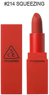 3CE Red Recipe Matte Lip Color, No.214