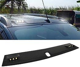 Apertura de Techo Accesorios Alerón de Techo Roof Cover Light para Ford Ranger T6 T7 T8 2012-2020