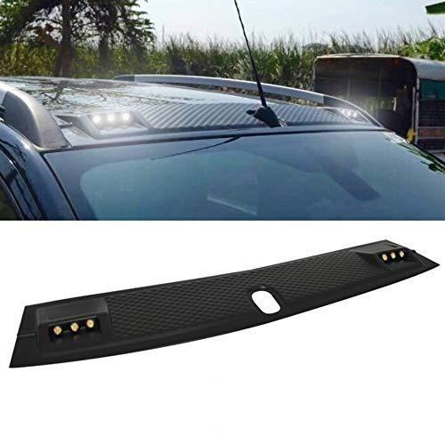 Dachblende Zubehör Dachspoiler Roof Cover Light für Ford Ranger T6 T7 T8 2012 – 2020