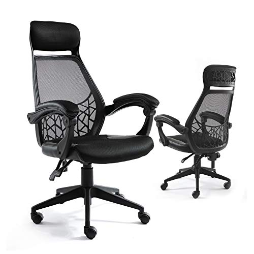 Mecor High Back Ergonomic Office Chair, Mesh Computer Desk Chair for Home Office