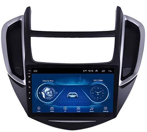 HYDDG Sistema Multimedia con Pantalla táctil Completa para Chevrolet Trax 2014 2016 GPS Radio Navigation GPS Sat Nav