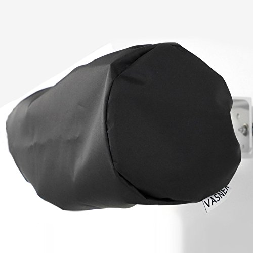 VASNER Appino BEATZZ Grau Grey Infrarotstrahler Terrassenstrahler dimmbar 2000 Watt mit Bluetooth, LED Backlight Licht, Musik-Lautsprecher Außenbereich mit Abdeckhaube AirCape M - 7