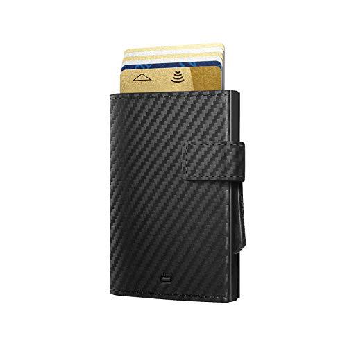 Ögon Smart Wallets - Cascade Wallet, Fermeture à Pression-...