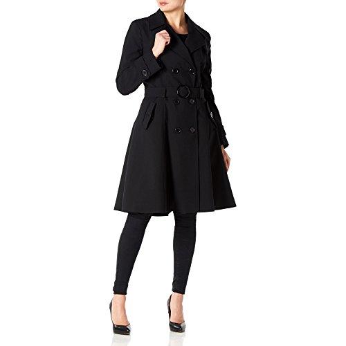 De La Creme - Womens Lente Belted Trench jas