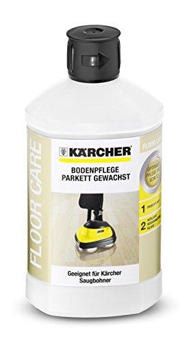 Kärcher 6.295-778.0 Bodenpflege Parkett gewachst (mit Öl-Wachs-Finish RM 530)
