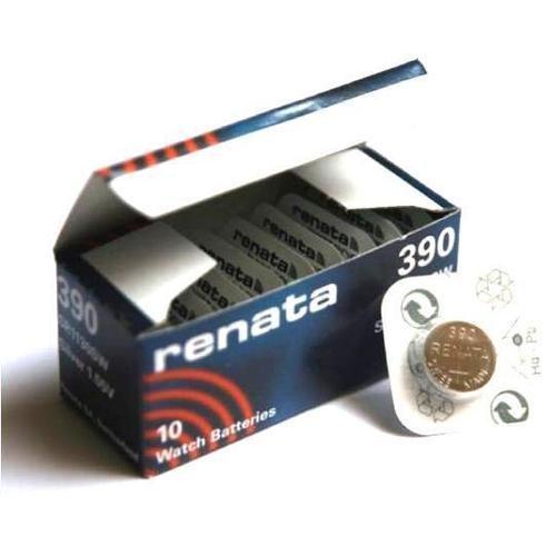 1 Pila de botón Renata 390 de Litio Fabricado en Suiza SR1130SW