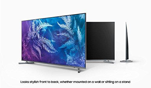 Samsung Electronics QN49Q6F 49-Inch 4K Ultra HD Smart QLED TV (2017 Model)