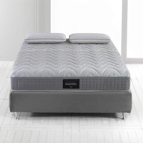 Fantastic Deal! Magniflex Mattress - Magnistretch 12-12 in Queen Mattress - Medium Firm Comfort - St...