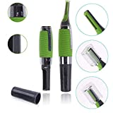 global mart All In One Personal Cordless Touches Hair Nose and Ear Trimmer