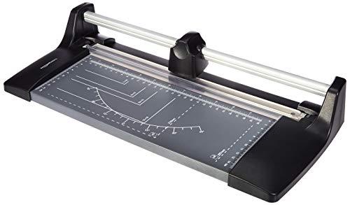AmazonBasics– Rollschneidemaschine für Papier, A4