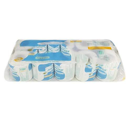 10x10 cm 10 stks Drie Laag Toiletpapier Thuis Bad Wc-papier Zachte Toiletpapier Huidvriendelijke Papieren Handdoeken Nieuw, Spanje