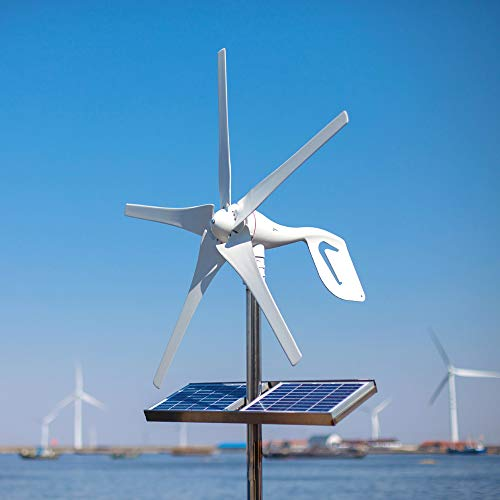 TQ Petite Maison Wind Turbine Generator Windmill Fit for...