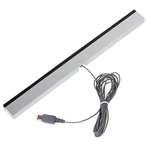 Barra sensore per Wii Barra Sensore infrarossi con filo per Console WII