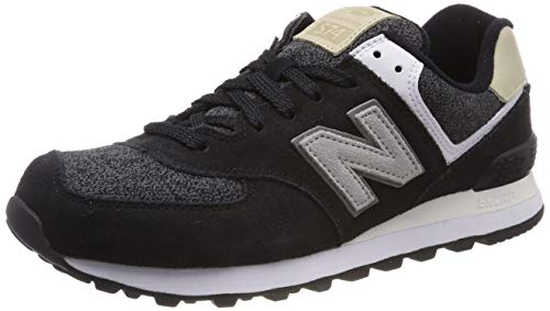 New Balance New Balance, Herren Sneaker, Schwarz (Black), 42 EU (8 UK)