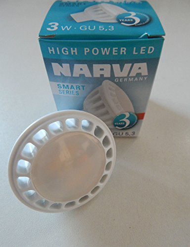 LED Leuchtmittel DT-R2 smart 3W GU5.3 MR16 warmweiss 3000 K 200 L von Narva