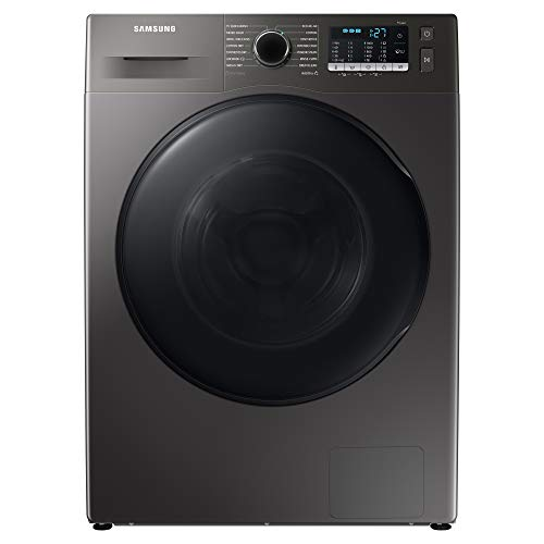 Samsung Series 5 WD80TA046BX/EU with ecobubble™ Freestanding Washer Dryer, 8/5 kg 1400 rpm, Graphite, E Rated