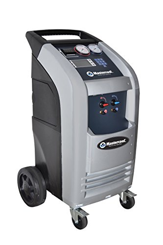 MASTERCOOL (69789 Black/Gray Fully Automatic Recover/Recycle/Recharge Machine