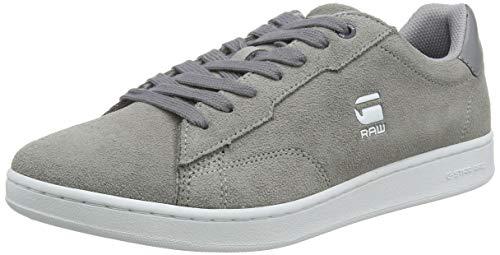 G-STAR RAW Herren Cadet II Sneaker, Steel Grey C375-B959, 43 EU