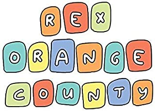 rex Orange County Colorful Bubbles Sticker Decal Window Bumper Sticker Vinyl 5