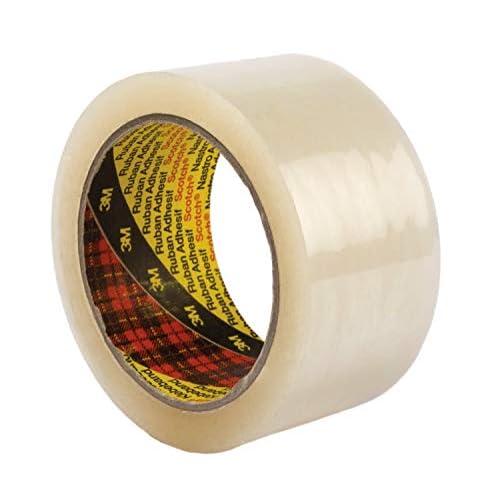 3M Scotch 309/5066T - Nastro adesivo da imballaggio, 36 pezzi, colore: Trasparente