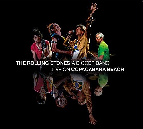 Bigger Bang Live On Copacabana Beach