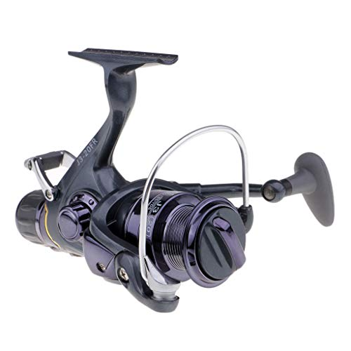 Baosity Baitfeeder Spinning Reel 20FR - 40FR Front & Rear Drag Fishing Reel Live Liner Casting Reel - 60FR