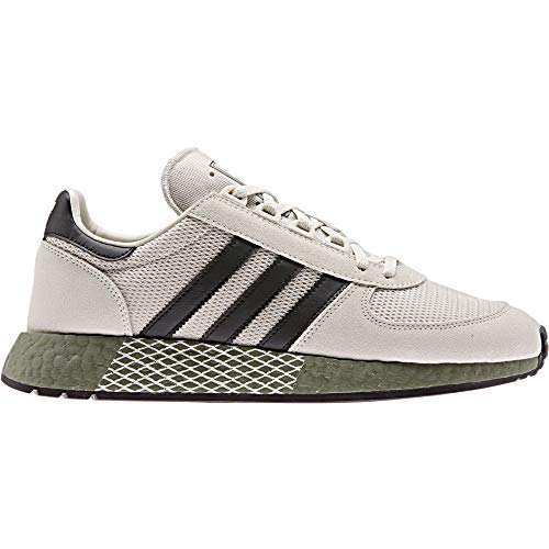 Adidas Marathon Tech Raw White Black Raw Khaki 44.5