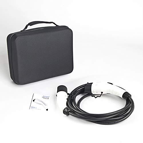 DUOSIDA Cable de carga - Tipo 1 a Tipo 2 - 32A -