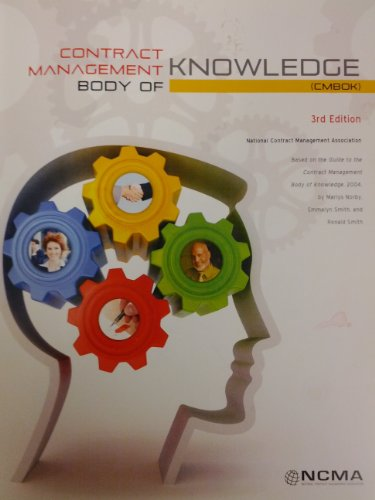 Contract Management Body of Knowledge 3.0