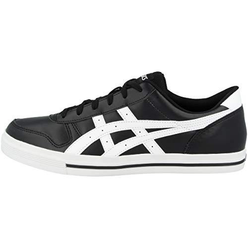 Asics Schuhe Aaron Black-White (1201A007-002) 37,5 Schwarz