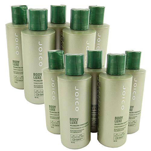 Joico Body Luxe Volumizing Conditioner Soin Cheveux Rincer Multipack 10x100ml