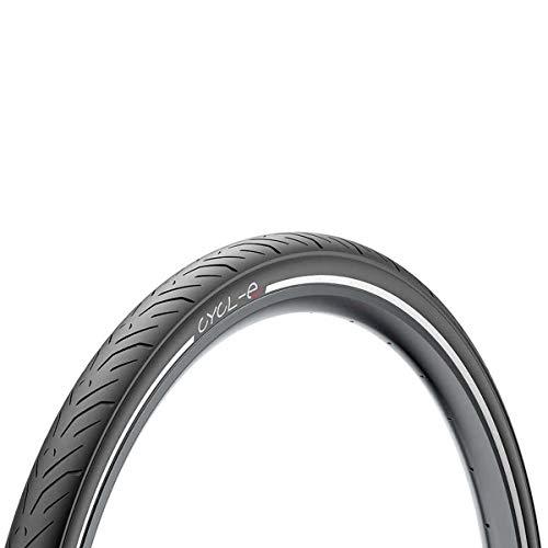 Pirelli Unisex– Erwachsene CYCL-E GT e-Bike Reifen, Black, 50-622