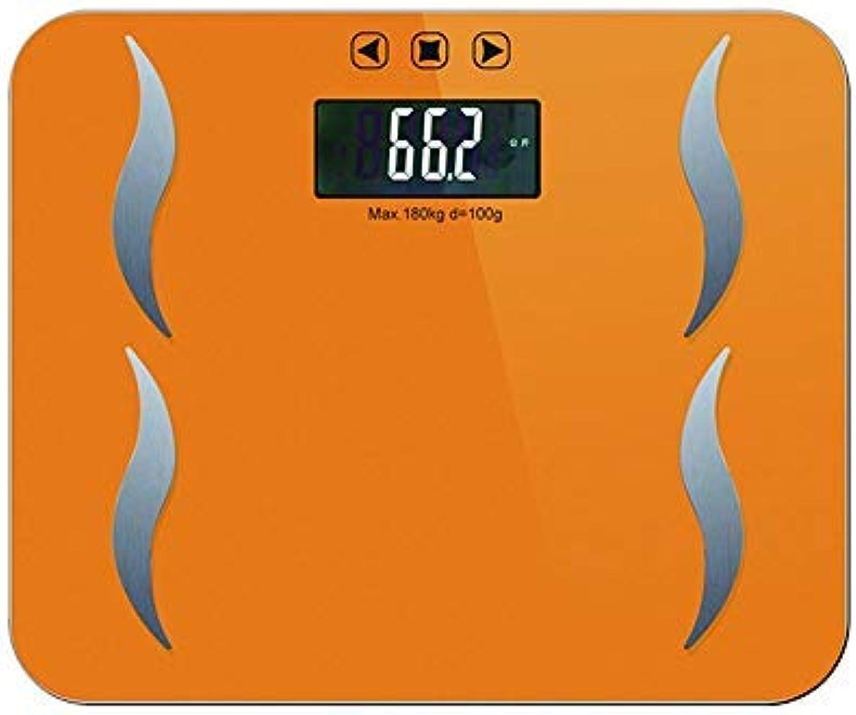 ZHAS Electronic balance scale, orange
