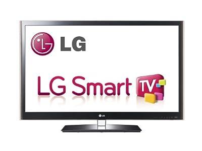 LG Infinia 42LV5500 1080p 120Hz LED-LCD HDTV with Smart TV (Black)