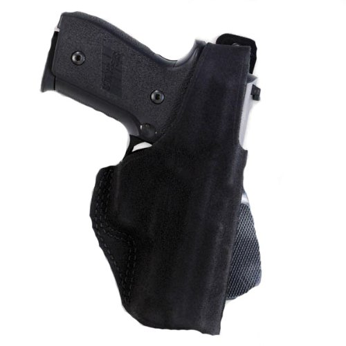 Galco PDL652B Paddle Lite Gun Holster for S&W M&P Shield 9/40, Right, Black
