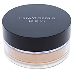 bareMinerals Original Foundation SPF 15 0.28 oz Medium Beige 12 Beauty and Personal Care Formulated WITHOUT talc, parabens, binders, fillers, oils, waxes, fragrance or preservatives Packaging may vary