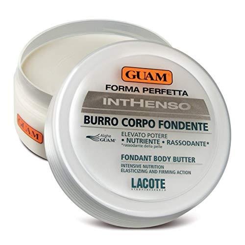 Guam Inthenso Burro Corpo Fondente 250 ml Nutriente Rassodant Fondant Body Butter